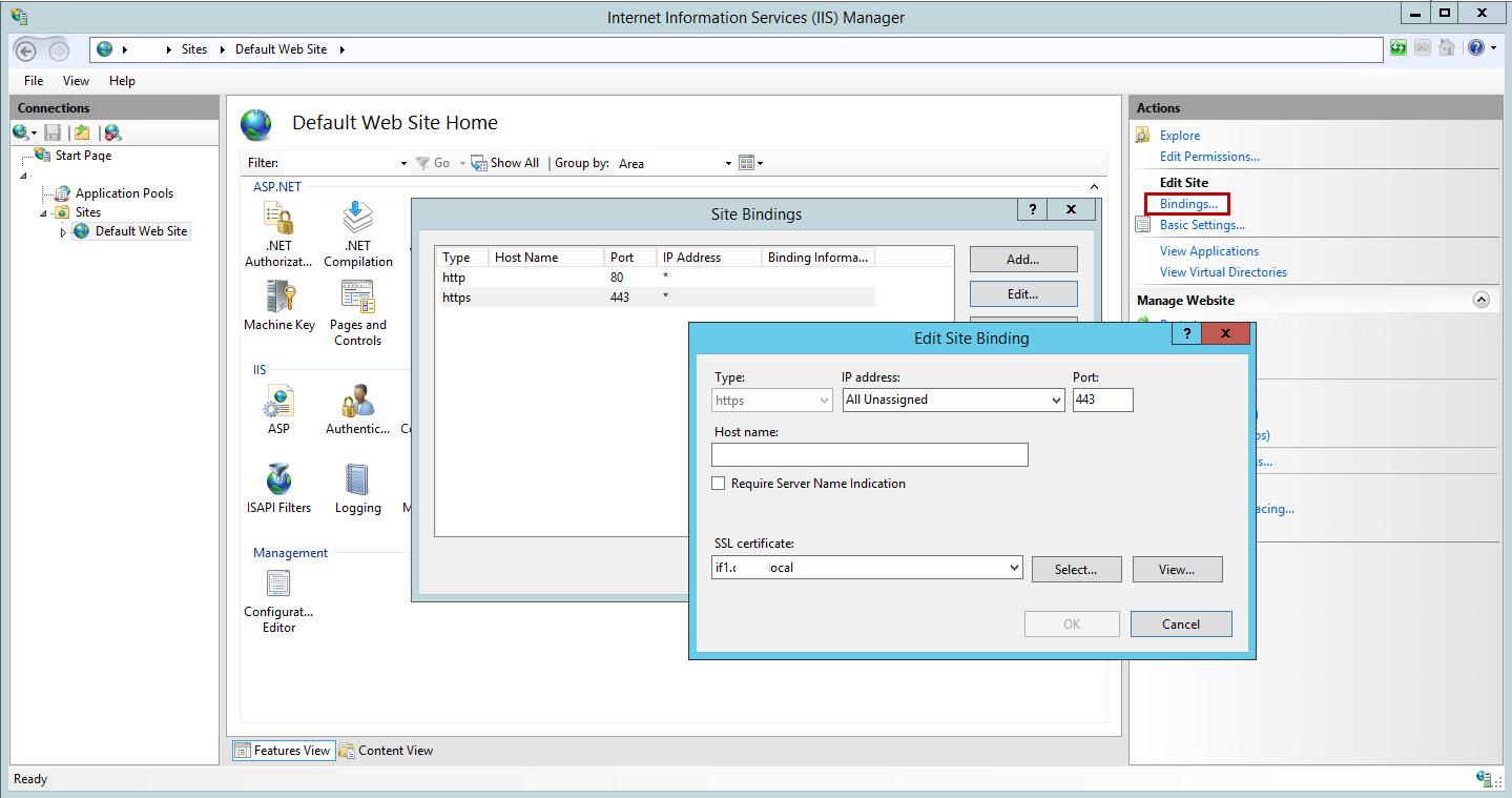MarkBrilman nl | Tutorial: Implementing a secure StoreFront Website